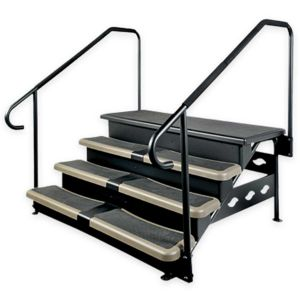 Treppe SwimSpa Step 4XL