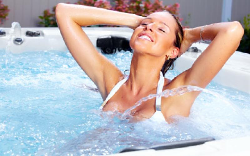Die ultimative Schönheitsquelle: Whirlpools mit Oxygentherapie