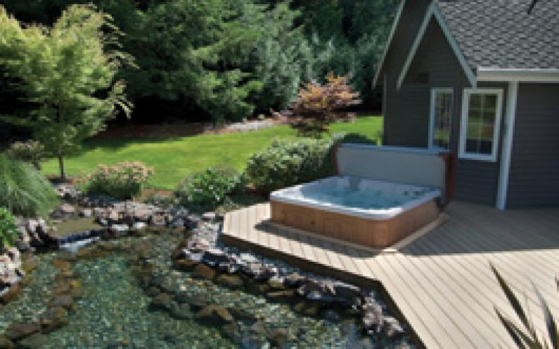 Häuser mit eigenem Whirlpool bis zu fünf Mal mehr wert