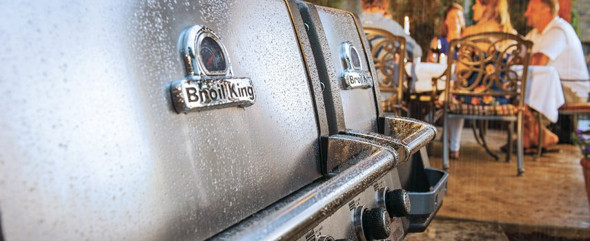 Broil King, die Grill Marke aus Kanada.