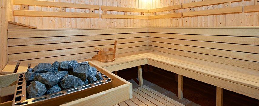 Mit einer Sauna Ihr Zuhause aufwerten.