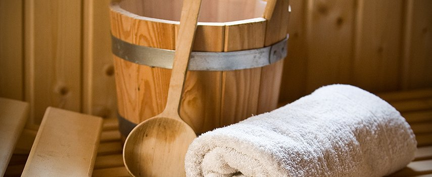 Sauna Zubehör wie Aufgüsse mit verschiedenen Düften