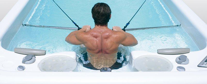 Swim Spa Zubehör als ideale Erweiterung für Ihren Swim Spa