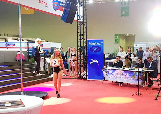 Aqua Queen 2017 Teilnehmerin