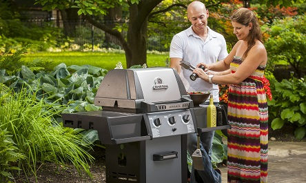 Grill Broil King Monarch 320