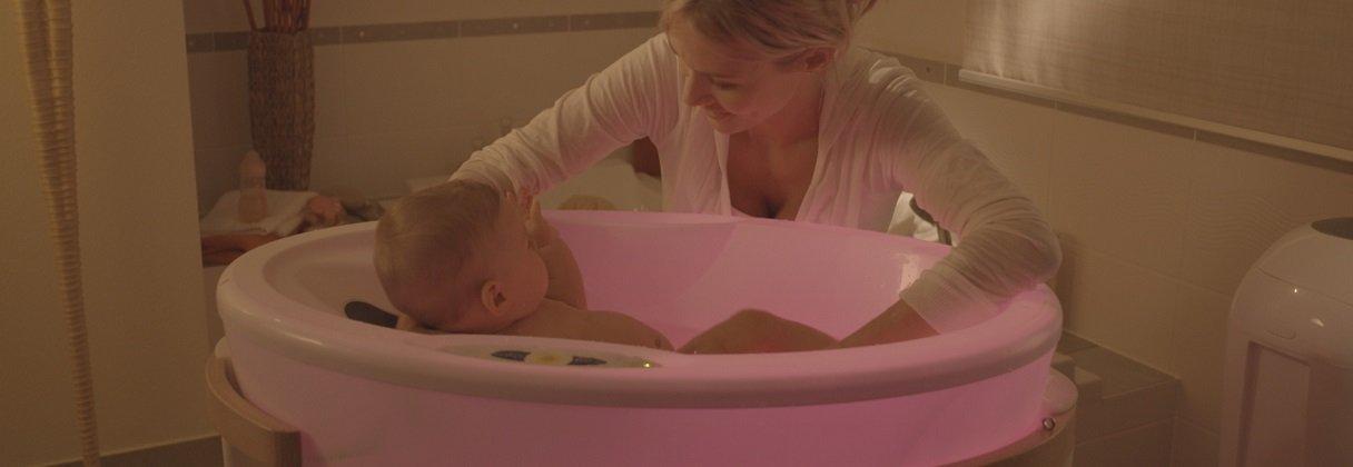 Whirlwanne Rotho Baby Spa