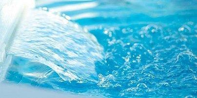 Whirlpool Wasserreinigung