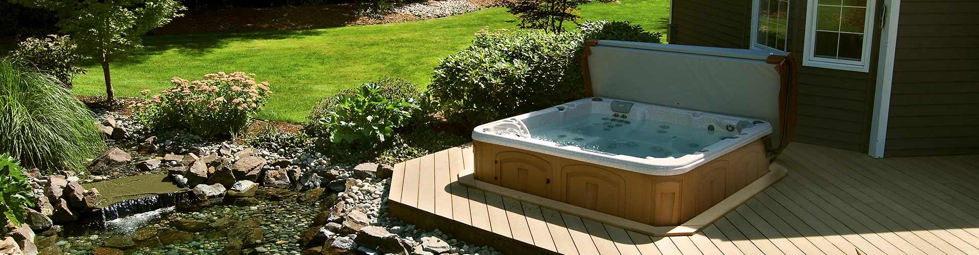 Outdoor-Whirlpool