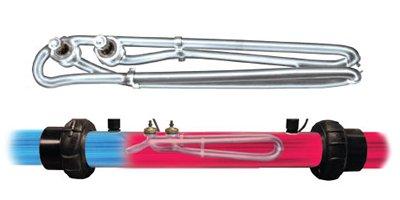 Whirlpool Cal Spas Whisper Hot™ Titanium Heizung