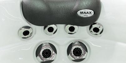 Whirlpool MAAX Spas Comfort Collar
